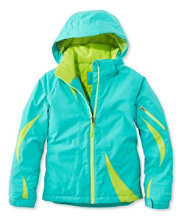 Girls' Snowfield Waterproof Parka